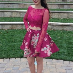 Sherri Hill Homecoming and Pageant Dress
